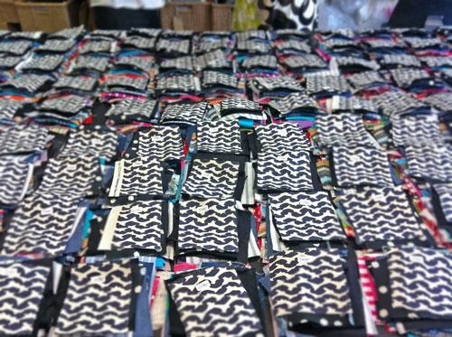 Cloth Club Samples