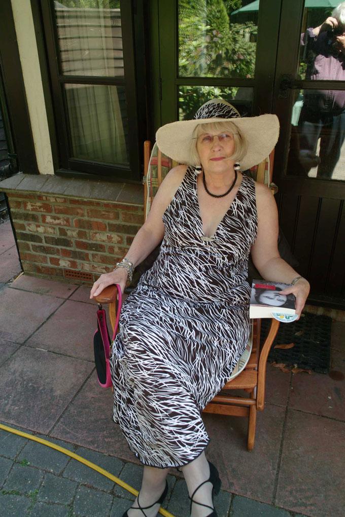 abstract print viscose and elastane sun dress
