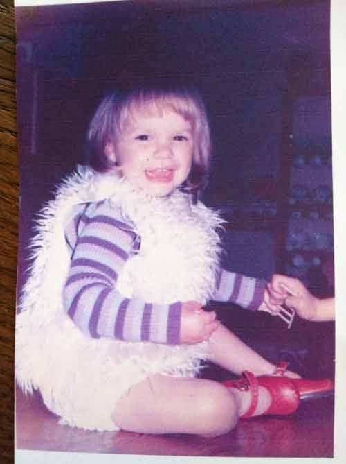 1978 yeti waistcoat