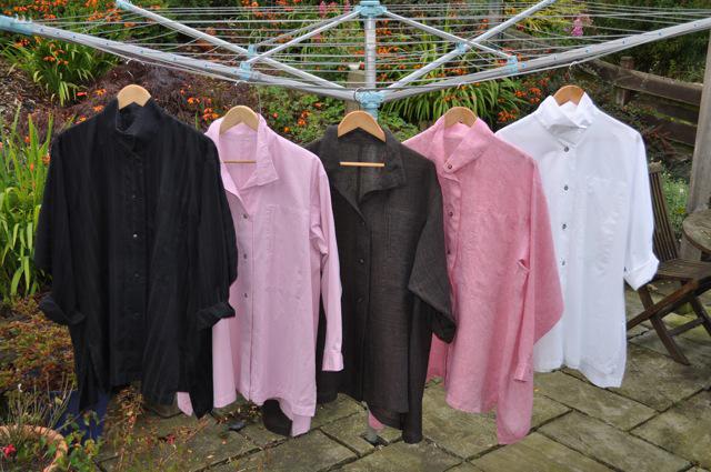 medium weight linen