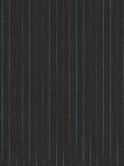 charcoal and aqua blue 100% wool made in Britain 100% worsted wool suiting