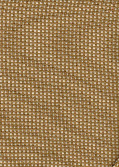 camel and cream basket weave wool coating tweed