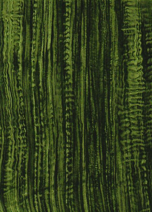 Green crushed Velvet