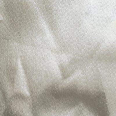 ivory seersucker silk satin backed crepe