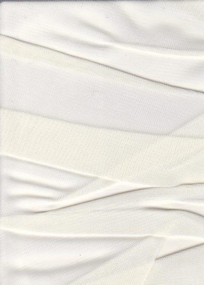cream tricot jersey lining