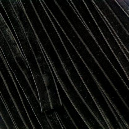 velvet fold-over elastic