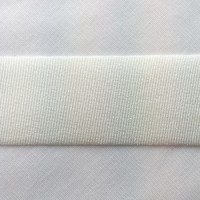 Ivory Lycra tape used for binding, stabilising and finishing