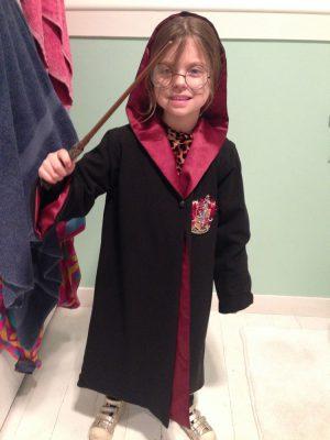 Harry potter cape costume