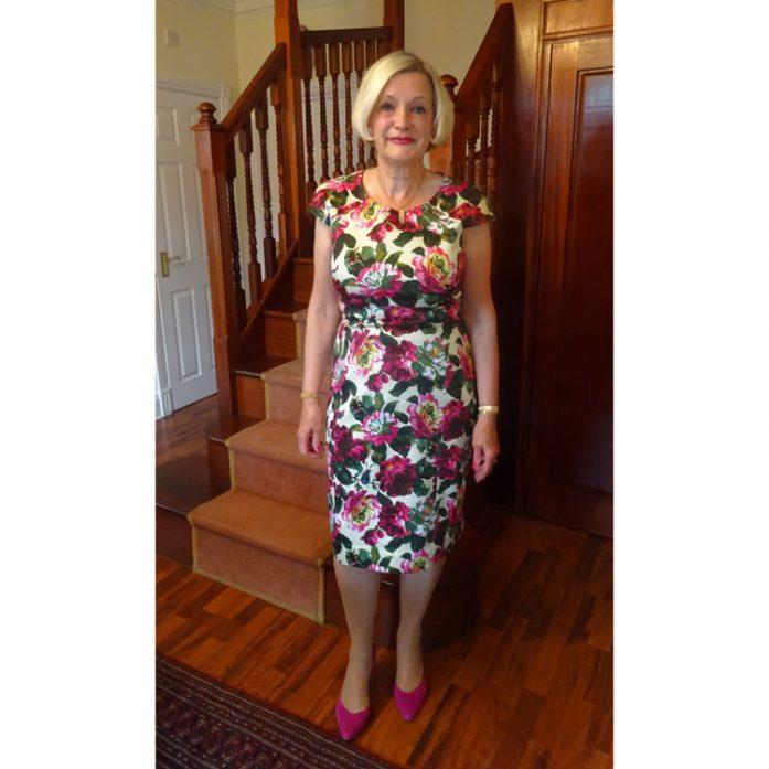 celia-floral-stretch-sateen-dress