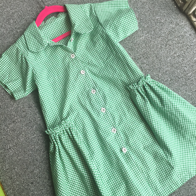 gingham-school-dress