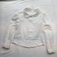 Cotton Dobby Voile School Shirt