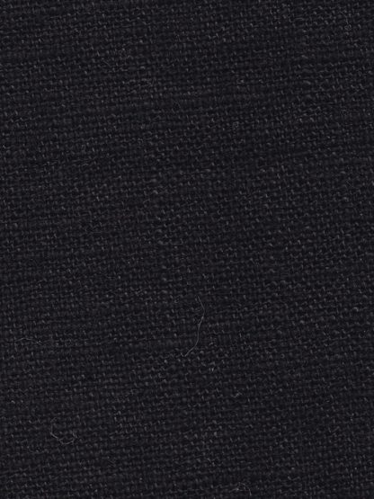 11041 black enzyme washed medium / heavy 220gsm linen