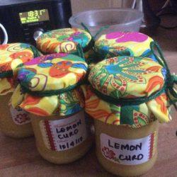 best dressed lemon curd pots in town