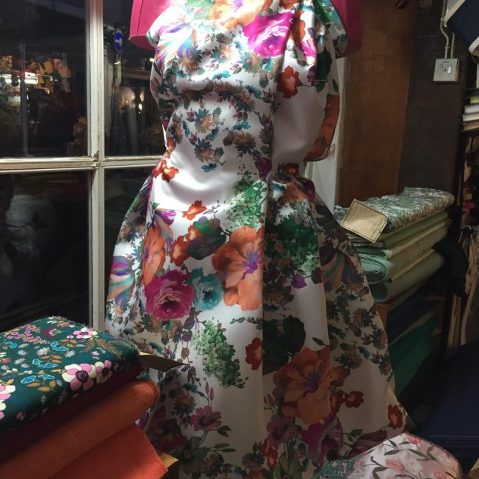 best dressed mannequin in Totnes
