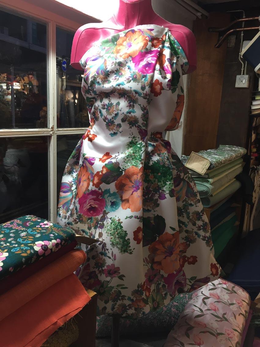 best dressed mannequin in Totnes