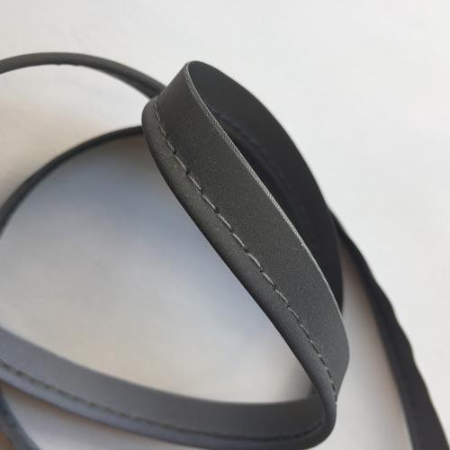 grey reflective ready made piping