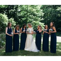 vera wang wedding dress made up in ivory silk brocade