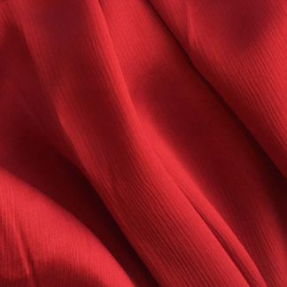 Res crinkle Silk and Acetate Crepe back Satin