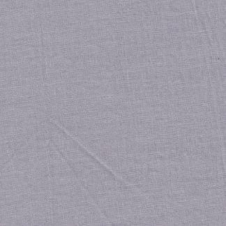 mid grey Sorona and linen mix lightweight dressmaking fabric