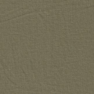 Khaki green linen and sorona mix