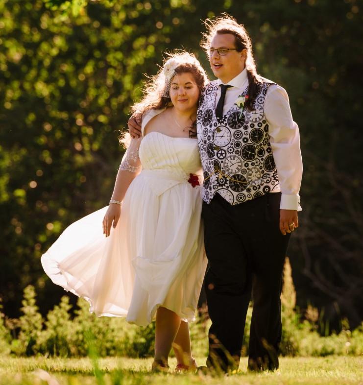 Silk Taffeta Wedding Gowns: Ivory Silk Taffeta And Chiffon Wedding Dress