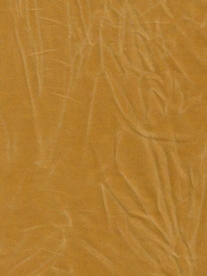 mustard ochre yellow waxed cotton
