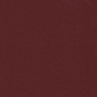 Wine Red cotton jersey with 10% Elastane, perfect for leggings