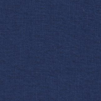 ultramarine royal blue soft washed heavy linen