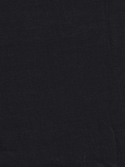 black french lightweight Linen