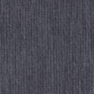 self stripe weave medium weight pure cotton denim