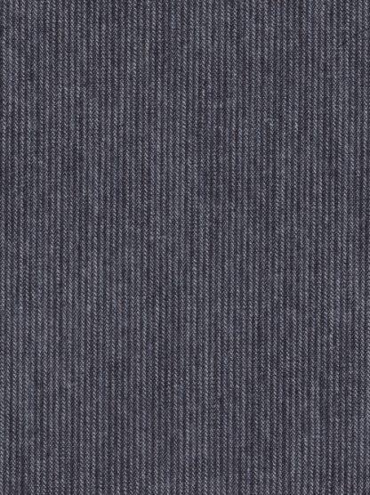 self stripe weave medium weight pure cotton denim