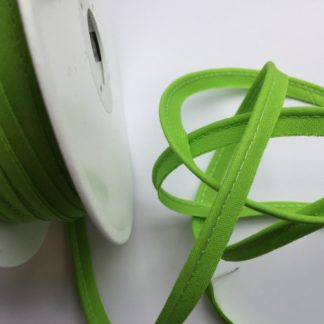 Lime Green ready made piping