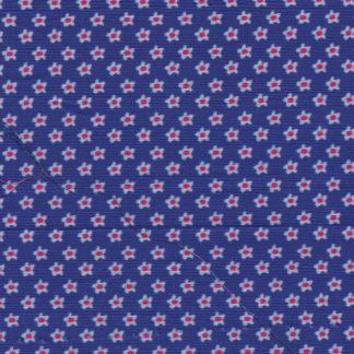 ditsy floral geometric print cotton poplin shirting
