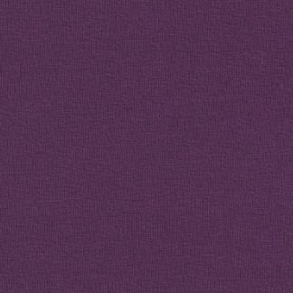 imperial purple viscose and elastane jersey made in the UK
