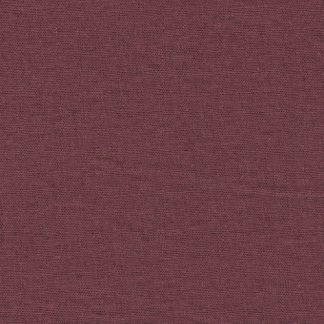 Dusky Plum Purple 45% Linen 22% Viscose 18% Sorona 15% Cotton Lightweight Stretch Linen Mix