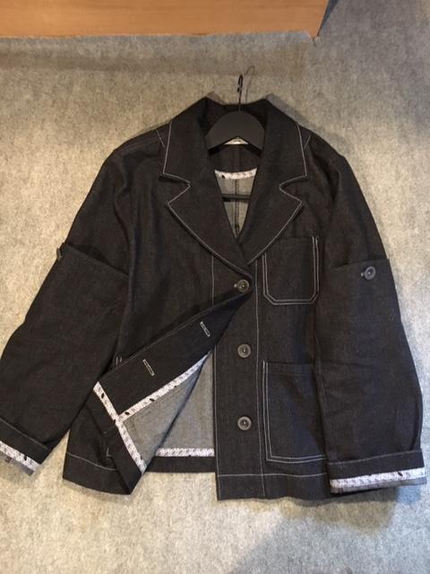 black denim sienna closet core jacket