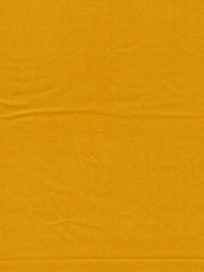 Bright Mustard Yellow 100% Cotton 21 wale babycord Needlecord